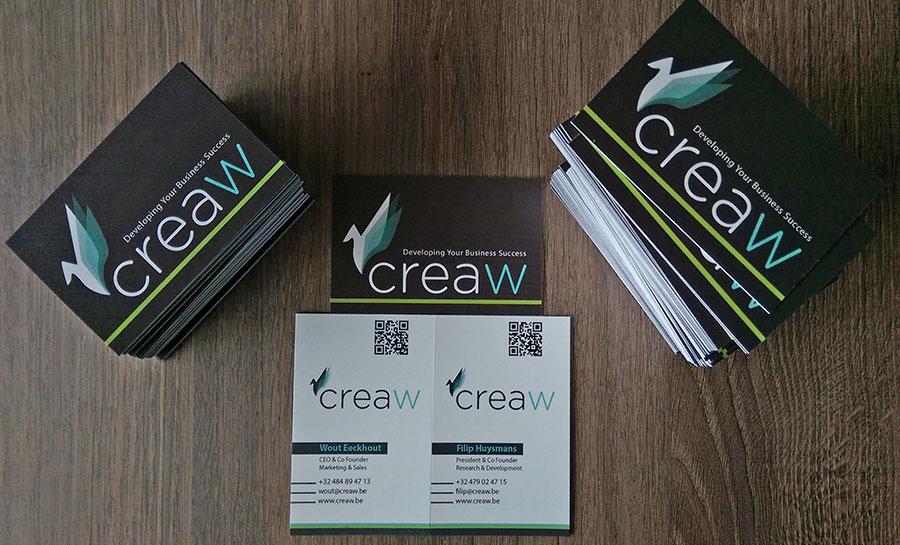 Creaw Cards